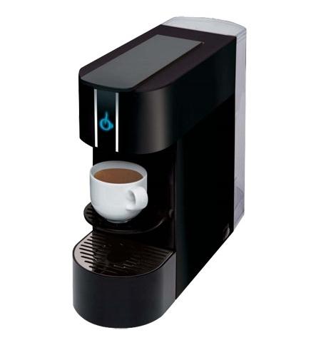 фото: Кофемашина капсульная Lavazza Blue Candi 1000 Вт, черная