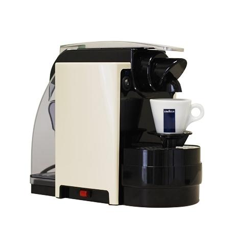 фото: Кофемашина капсульная Lavazza Blue Espresso del Capitano 1000 Вт, слоновая кость