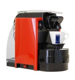 Кофемашина капсульная Lavazza Blue Espresso del Capitano 1000 Вт, красная