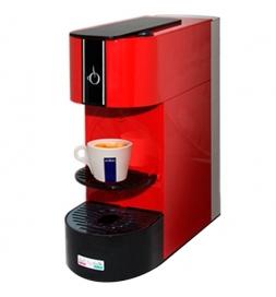 фото: Кофемашина капсульная Lavazza Blue Candi 1000 Вт, красная