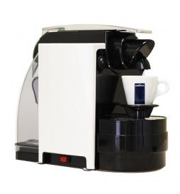фото: Кофемашина капсульная Lavazza Blue Espresso del Capitano 1000 Вт, белая