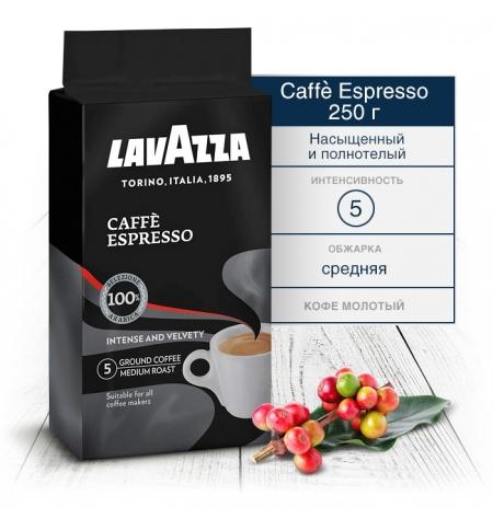 фото: Кофе Lavazza Espresso молотый 250 г.