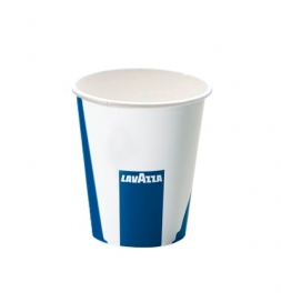 Стакан одноразовый Lavazza 100мл бумажный, 60шт/уп