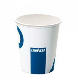 Стакан одноразовый Lavazza 270мл бумажный, 75шт/уп