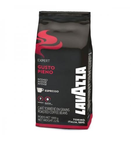 фото: Кофе в зернах Lavazza Gusto Pieno Expert 1кг пакет