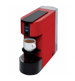 Кофемашина капсульная Lavazza Espresso Point EP Candi, 800 Вт, красная