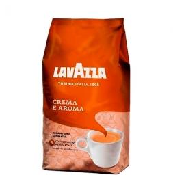 Кофе в зернах Lavazza Crema е Aroma 1кг, пачка