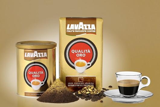 Выбор кофе Лавацца